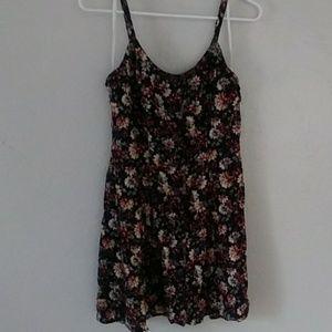 Vintage Jamie Brooke mini dress Sz. M